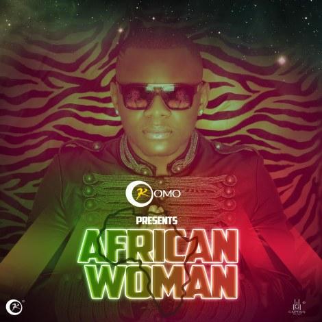 Komo African Woman